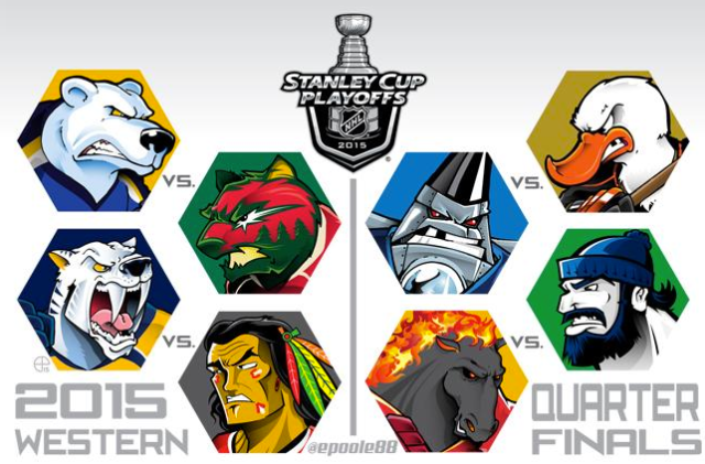 2015 Western Conference