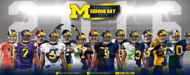 Michigan Commits Defense